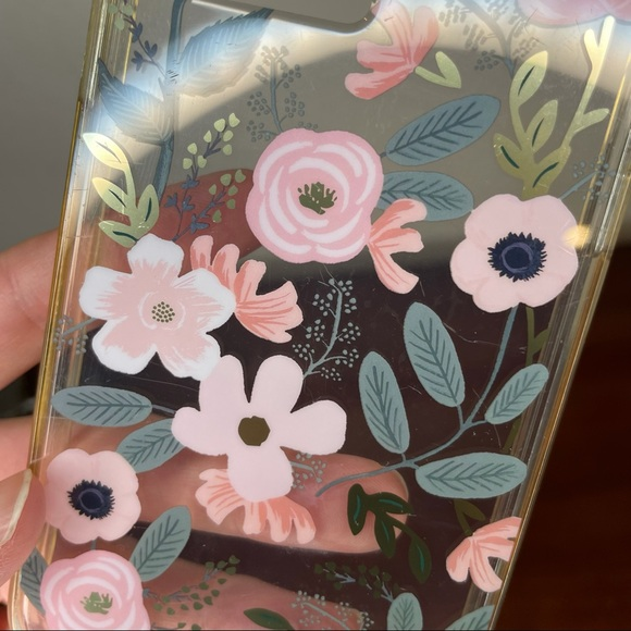 Rifle Paper Co iPhone 12 Case Floral